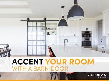 Blog Accent your room with a Barn Door