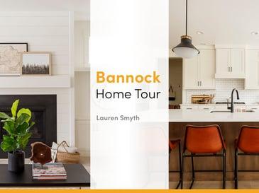 Blog Bannock Home Tour