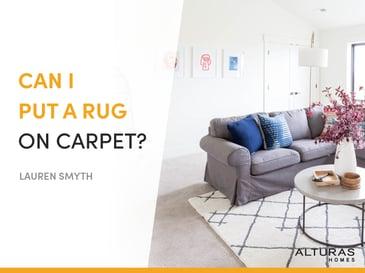 Blog Can I put a Rug on Carpet3