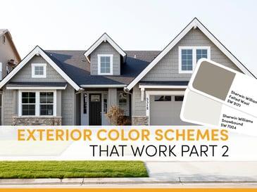 Blog Exterior Color Schemes That Work Part 2-1