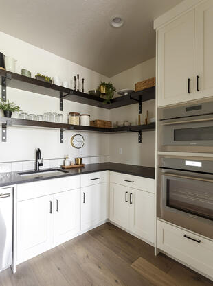 Kitchen from our Boise Parade of Homes winner