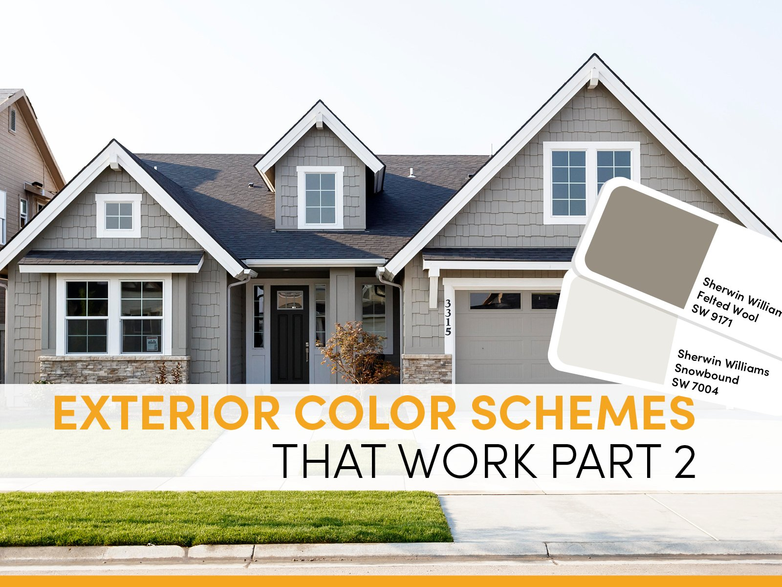Blog Exterior Color Schemes That Work Part 2-1