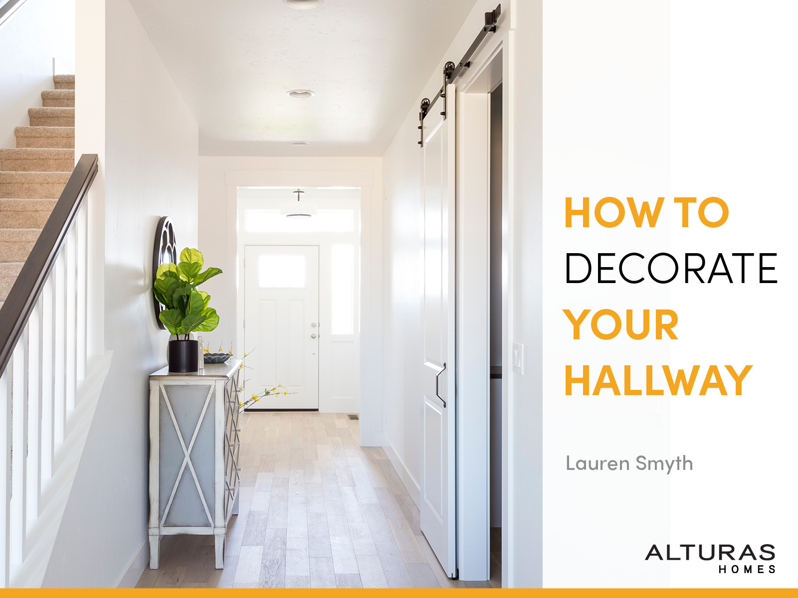 Blog How to Decorate Your Hallway3